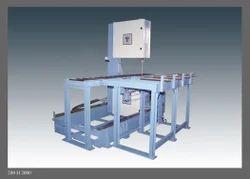 SPM Copper Flat & Slabs Cutting Vertical Bandsaw Machine