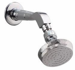 Twister Shower in Full Brass