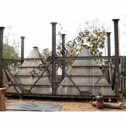 Heavy Iron Fabrication Work