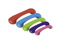Telephone Shape Neoprene Dumbbell