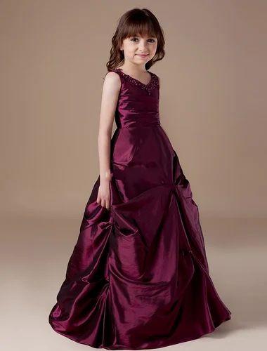 Flower Girl Dresses at Rs 3150 | Flower Girl Dresses | ID: 10196583788