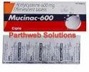 Mucinac (Acetylcysteine Effervescent Tablets)