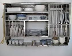 Small Stainless Steel Wall Mounted Dish Rack & Stainless Steel Racks - Small Stainless Steel Wall Mounted Dish Rack ...