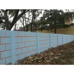 RCC Precast Compound Wall
