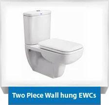Two Piece Wall hung EWCs