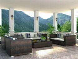 Brown Indoor Wicker Furniture
