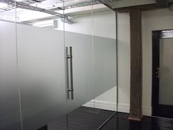Frame Less Glass Door