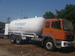 Liquid Co2 Mobile Tanker