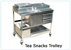 Tea & Snacks Trolley