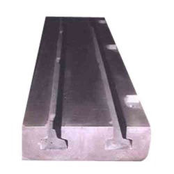 T Slotted Cast Iron plate