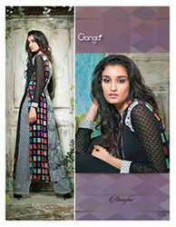 Black Designer Salwar Suits