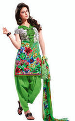 Ladies Silk Suit - Silk Salwar Kameez Manufacturer from Maheshtala