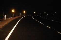 Reflective Road Marking Service