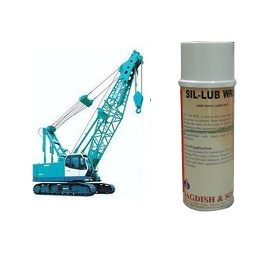 Wire Rope Lubricant Spray | Jagdish & Sons | Manufacturer in Dahisar ...