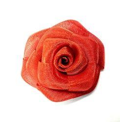 Fancy Flower Red