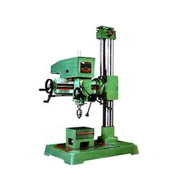 Automatic Radial Drill Machine