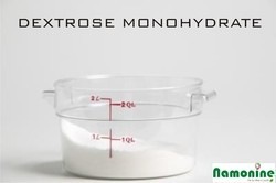 Dextrose Monohydrate Powder, CAS Number: 5996-10-1, Packaging Size: 25 Kg