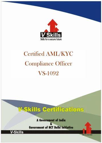 certified aml-kyc compliance officer in netaji subhash place, delhi ...