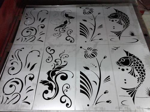 Laser Cutting Job Work Services - Laser Cutting Job Work Designing