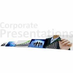 Corporate Presentation Designing