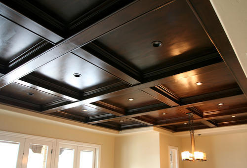 Wooden Ceiling Works View Specifications Details Of