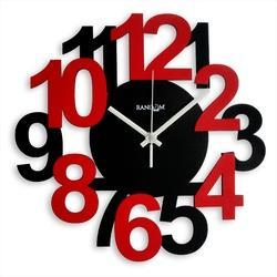 Bold & Beautiful Wooden Wall Clock