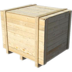 Termite Resistant Industrial Packaging Box ( Pine Wood, Plywood, OSB, Other)