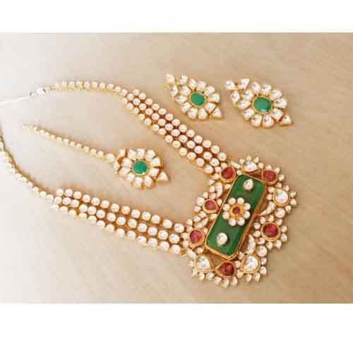 bridal sets jewellery medallion designs polki handmade gold the indian set collection