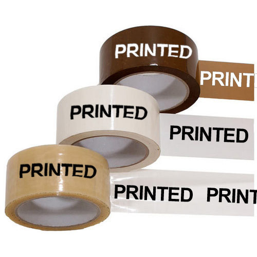 Kohinoor Printed BOPP Tape, Size: 1-3 Inch, for Packaging