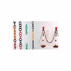 Plastic Chain & Stand Poles