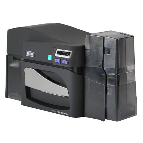 HID Fargo DTC4500e Single / Dual Sided Card Printer