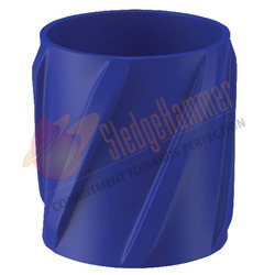Thermo Plastic Spiral Vane Centralizer 01 DPS02