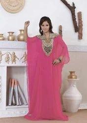 Pink Jalabiya