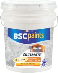 Ultimate Premium Plus Exterior Emulsion