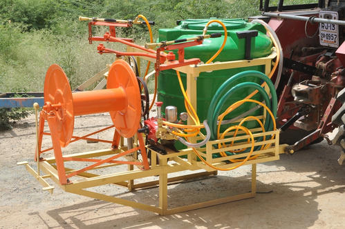 Tractor Mounted Spray Pump