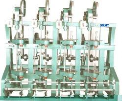 Vertical Cotton Covering Machine
