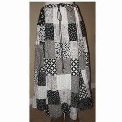 Printed Skirt