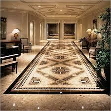 Inlay Design Marble for Flooring, Thickness: 0-5 mm
