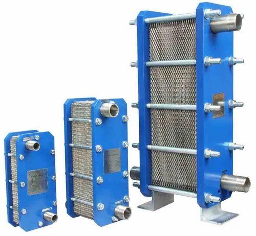 Steel Kelvion Plate Heat Exchanger, Brazed Plate, For Cooler | ID