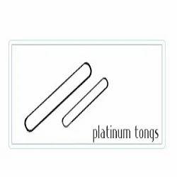 Platinum Tongs
