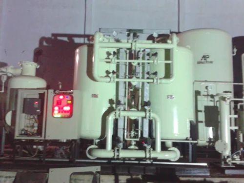 VPSA Oxygen Generator - VPSA Oxygen Gas Generation Plant