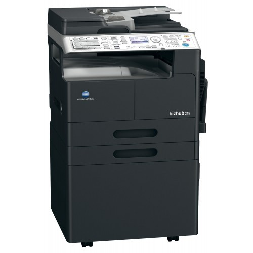 Konica Minolta Bizhub 215 Digital Copier