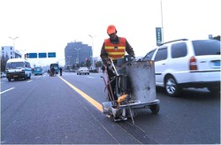 Thermoplast Road Marking Paint