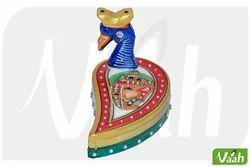 Vaah Marble Peacock Chopra