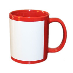Red Patch Mugs