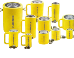 Hydraulic High Pressure Jacks, Capacity: 5 tons to 1000 tons