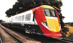 Commercial Latest Railway Front End Designing