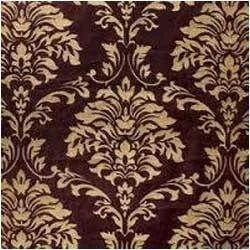 Kedarnath Damask Velvet Print- Fabrics-100% Viscose Royan Fabrics Azo Free