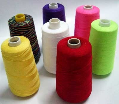 Spun Polyester Thread at Rs 300/kilogram(s)   Limbayat   Surat  ID ...