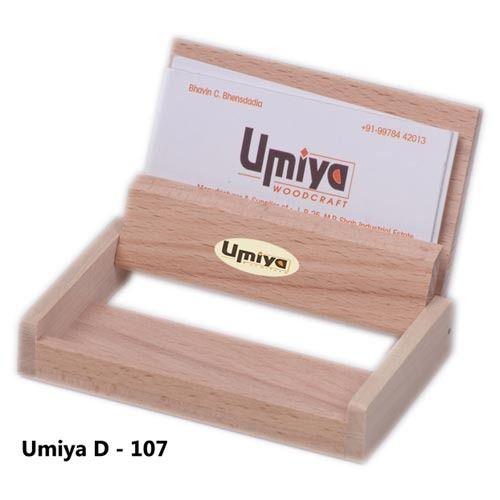 Wooden visiting card box umiya wood craft manufacturer in wooden visiting card box reheart Images